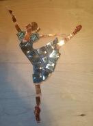 Mosaic Mirror Dancer