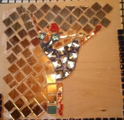 Mosaic Mirror Dancer 2