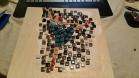 Mosaic Glass Tile - Dancer